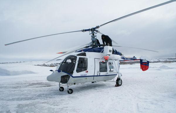 Вертолет Ка-226Т