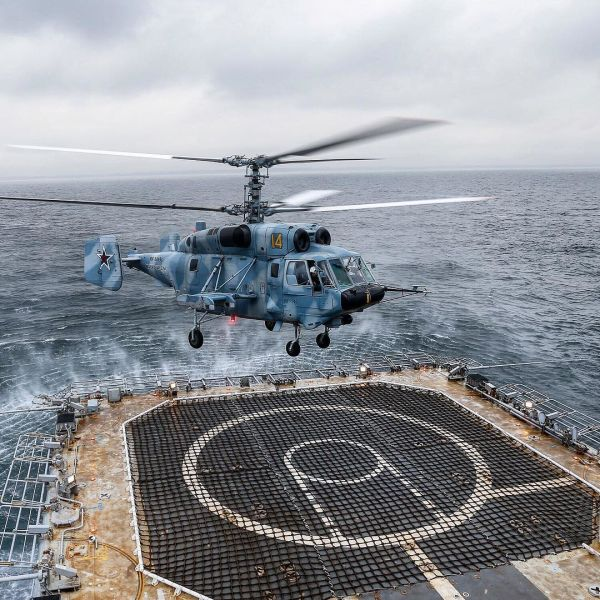 Вертолет Ка-29