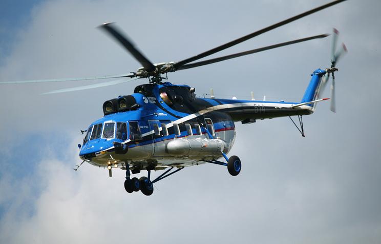 Вертолет Ми-171А2.