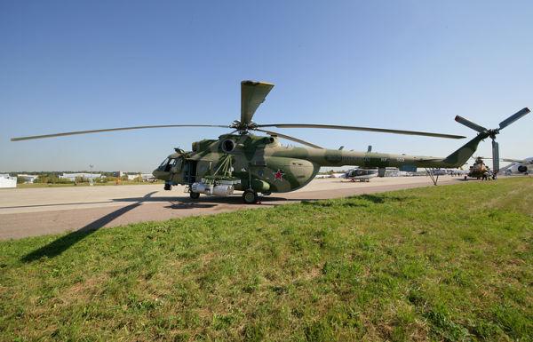 Вертолет Ми-171Ш