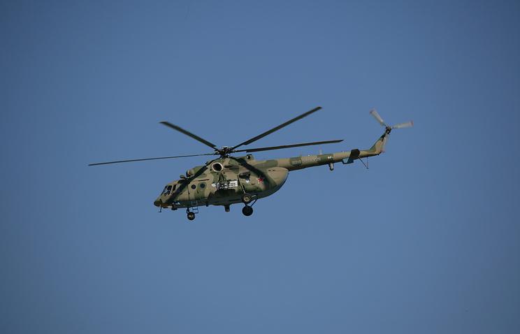 Вертолет Ми-17В-5.