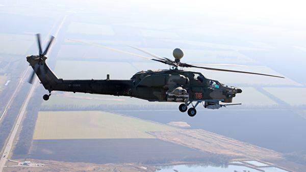 """Вертолет """"Ми-28УБ"""""""