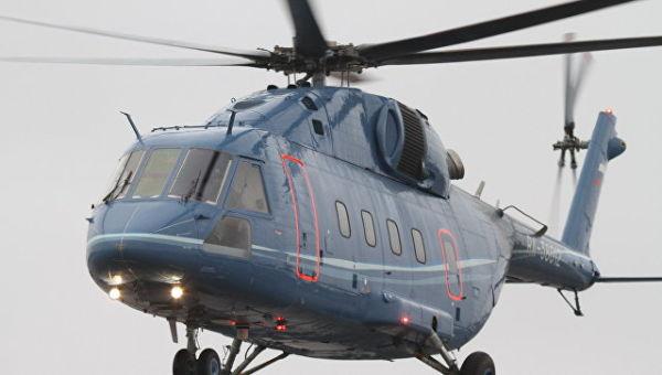 Вертолет Ми-38. Архивное фото
