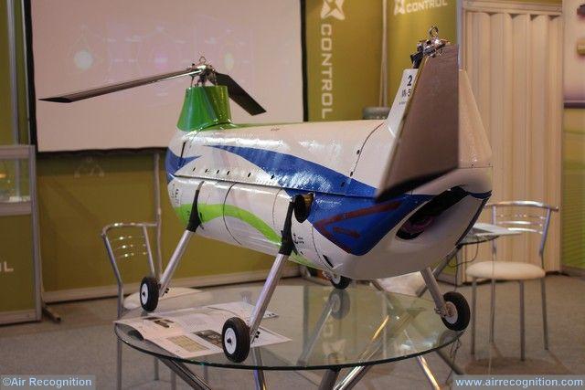 Вертолетный беспилотник малого класса Mk-18 разработки китайской компании X-Control.