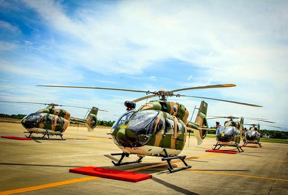 Вертолеты H-145M