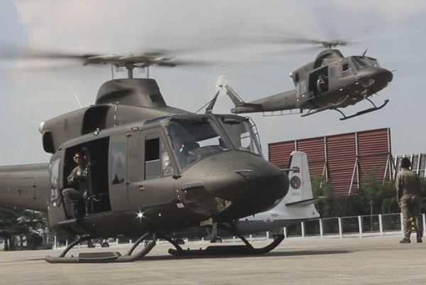 Вертолеты Bell 412EP