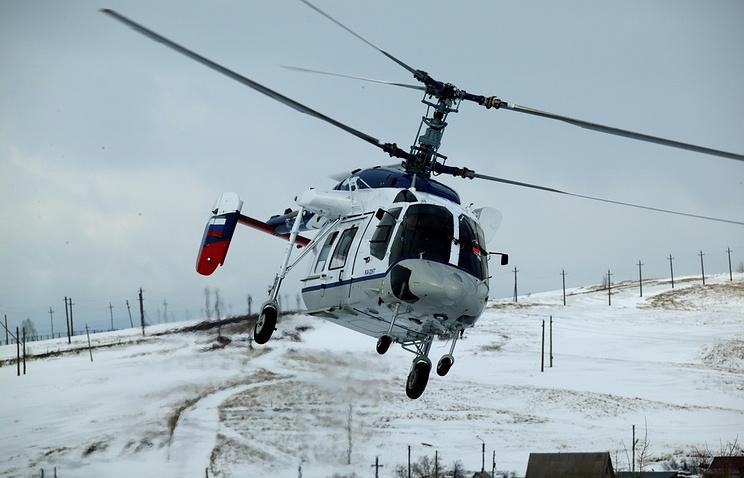 Российский многоцелевой вертолет легкого класса