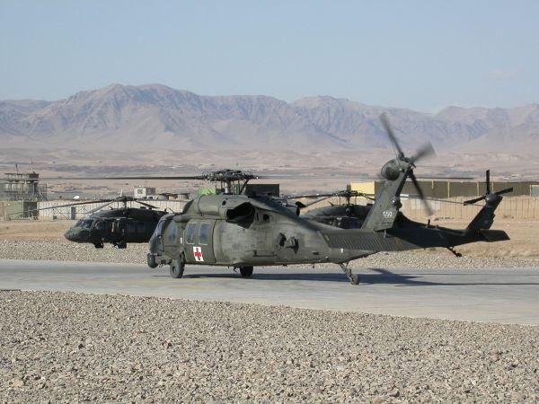 Sikorsky UH-60A Black Hawk