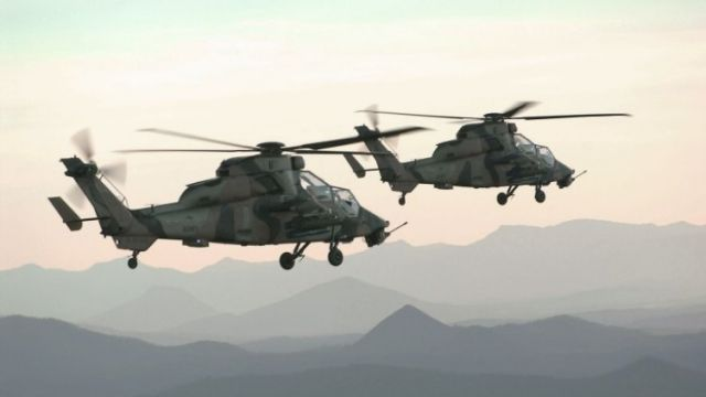 Вертолёты Tiger ARH.