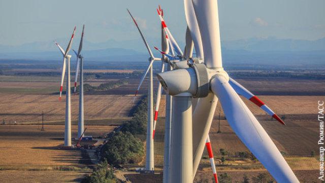 Ветровые электростанции – в том числе и российское будущее