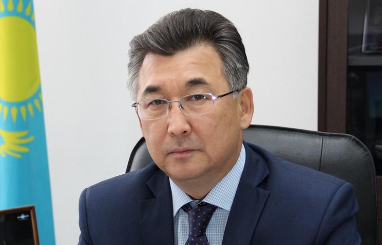 Вице-министр оборонной и аэрокосмической промышленности Республики Казахстан Марат Нургужин.