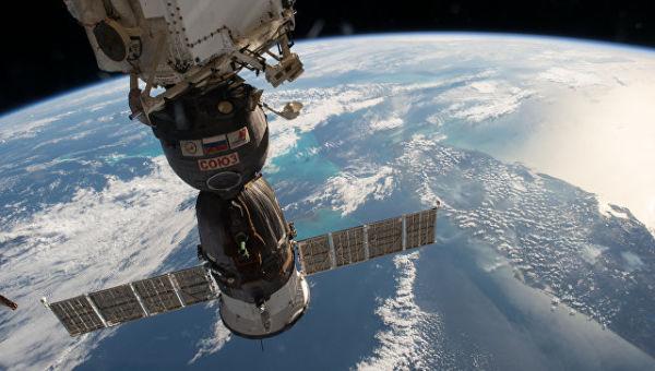 Вид на Землю