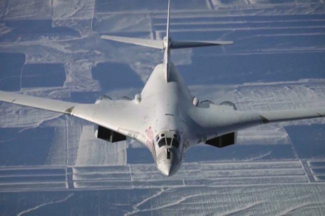 Видео: летчик-испытатель рассказал о первом полете на Ту-160М