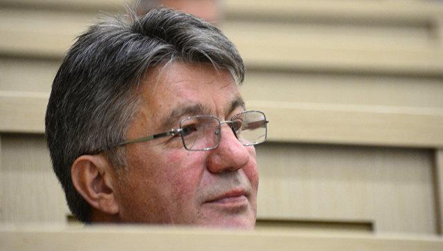 Виктор Озеров. Архивное фото.