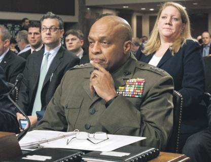 Глава управления разведки Пентагона генерал Винсент Стюарт заявил о быстром увеличении военного потенциала России.