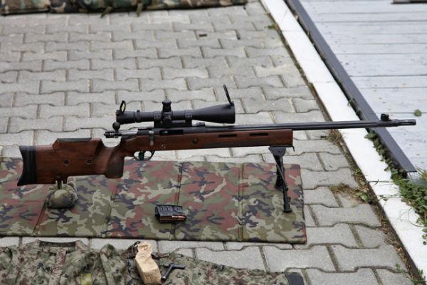 Винтовка МЦ-116М