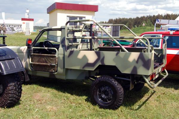 Armádna Lada Niva: Dostupná cena + lacná oprava!