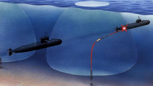 В США нашли новый способ борьбы с российскими и китайскими субмаринами -  ВПК.name