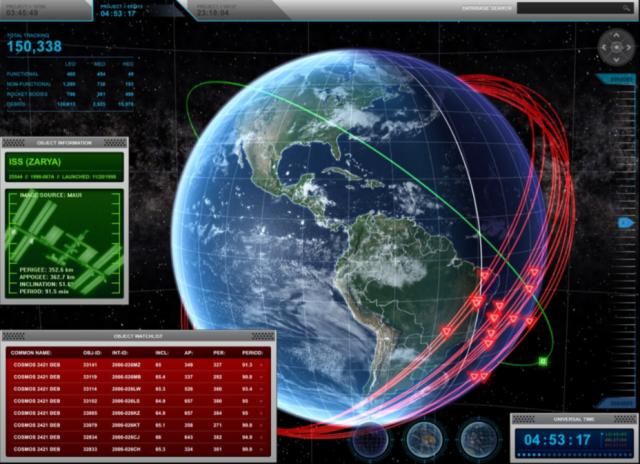 Space Fence: космос под присмотром