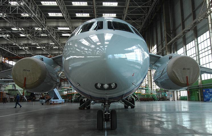 Ближнемагистральный реактивный пассажирский самолёт (68 - 85 мест)
