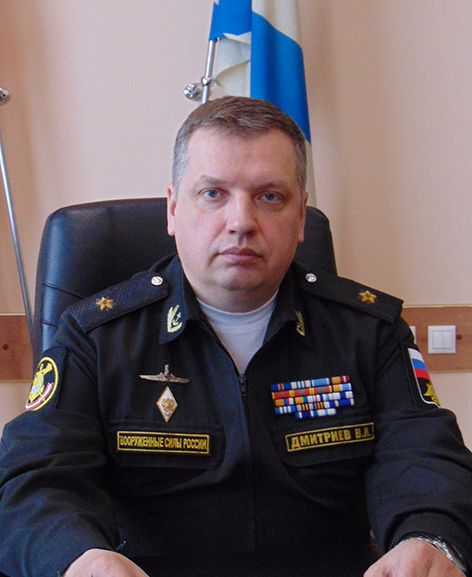 Владимир Дмитриев.