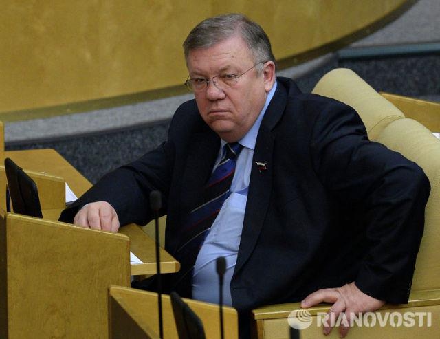 Владимир Комоедов. Архивное фото