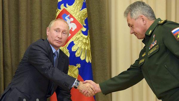 Владимир Путин протянул военным руку помощи в решении кораблестроительных проблем