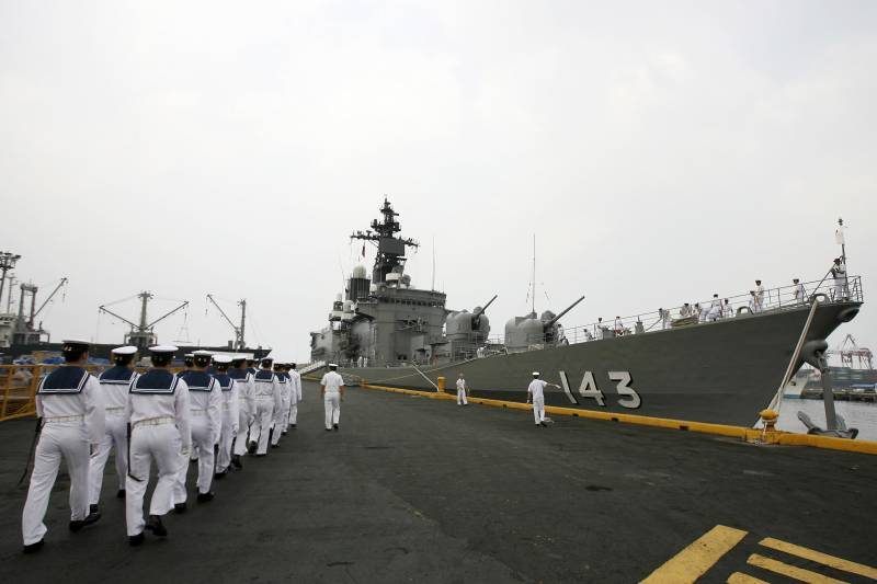 ВМС Японии.