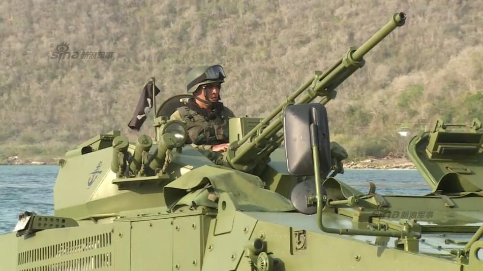 Бронетранспортер VN-1 китайского производства вооруженных сил Венесуэлы.
