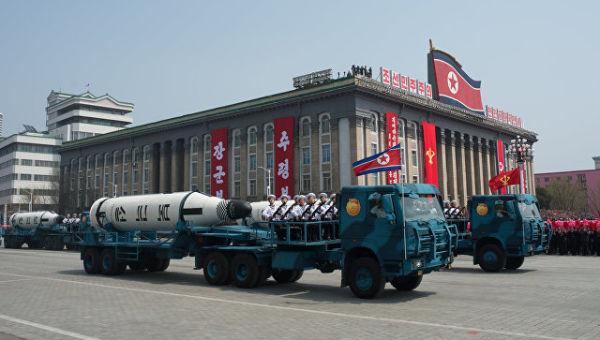 Военная техника в КНДР