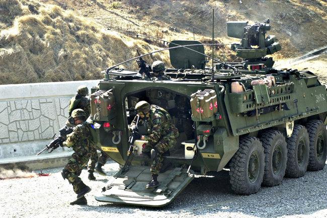 Военнослужащие армии США.