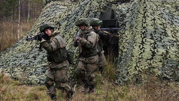 Военнослужащие РВСН. Архивное фото
