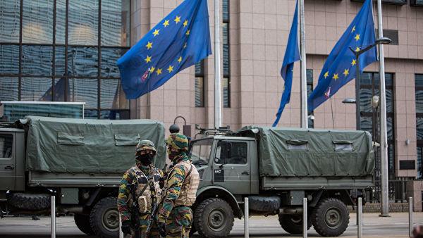 Военнослужащие стран НАТО