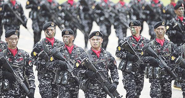 Военнослужащие ВС Филиппин