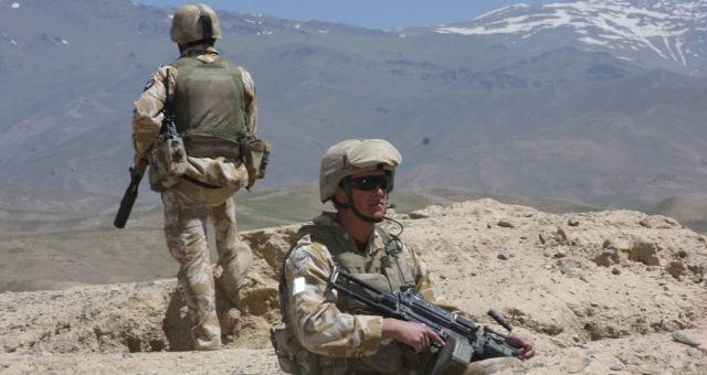 Военнослужащие ВС Новой Зеландии
