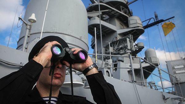 Военнослужащий ВМС РФ