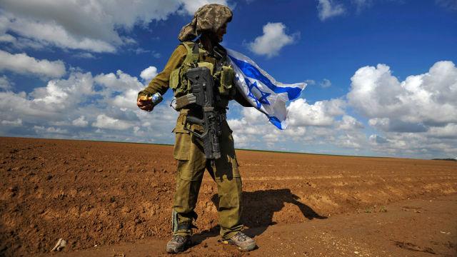 Военнослужащий ВС Израиля