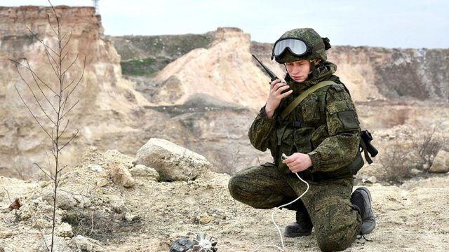 Военнослужащий-сапер
