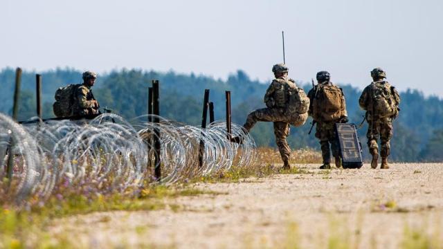 Военные армии США в Германии