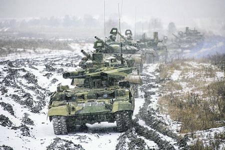Военные ищут возможности для максимально эффективного использования БМПТ в бронетанковых подразделениях. Фото с сайта Министерства обороны РФ