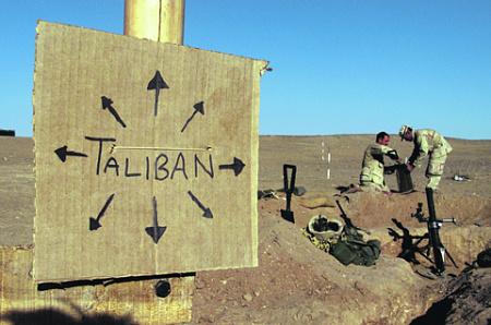 Военные успехи талибов ставят под вопрос безопасность всего Центрально-Азиатского региона. Фото Reuters