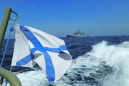 Военный объект в Судане позволит кораблям ВМФ дольше находиться вдали от родных берегов. Фото с сайта Министерства обороны РФ
