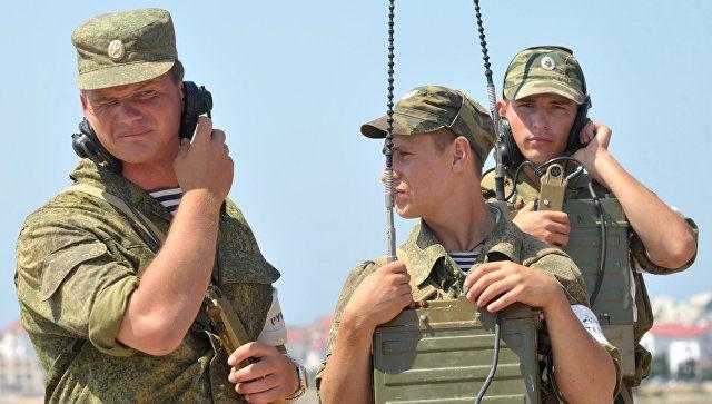 Военные связисты. Архивное фото