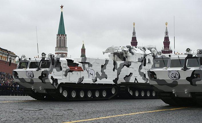Военный парад, посвящённый 72-й годовщине Победы в ВОВ.
