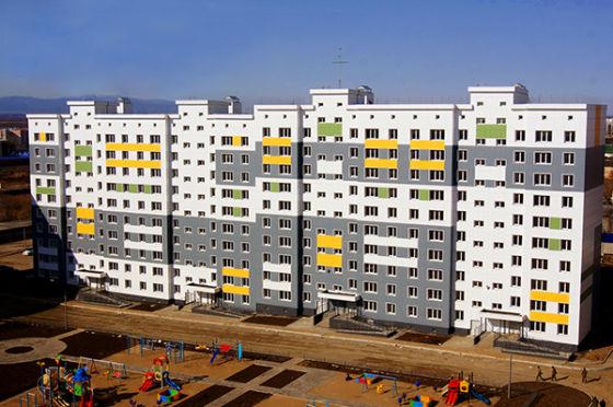 «Волочаевский городок» в Хабаровске