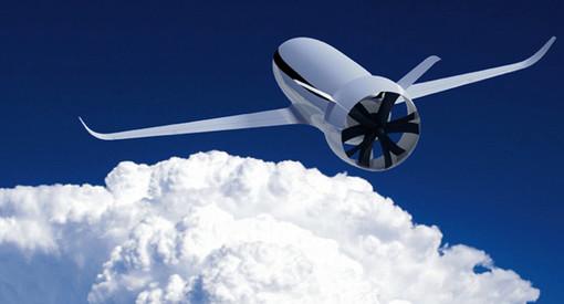 VoltAir – электрический самолет-концепт.