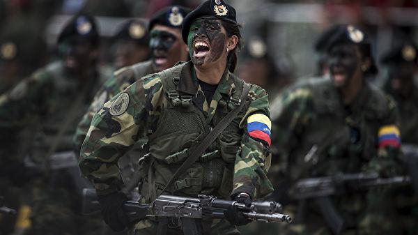 Вооруженные силы Венесуэлы