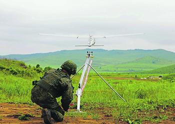 """Воздушные дроны приобретают универсальное значение. Фото с сайта <a href=""""http://www.mil.ru"""">www.mil.ru</a>"""