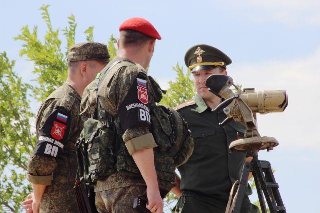 Военные учения Тоцкое