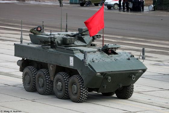 """БТР ВПК-7829 """"Бумеранг"""""""